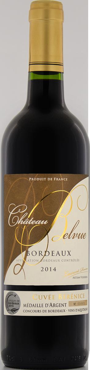 Château Belvue - Cuvée Bérénice 2014